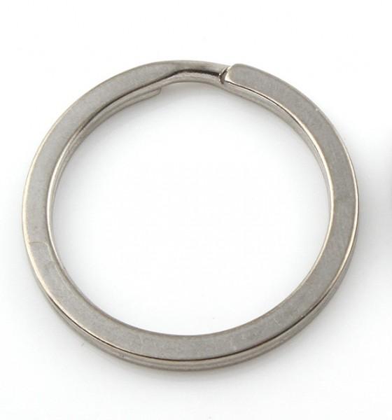 Schlüsselring - Spiralring 30mm - Edelstahl - 1 Stück
