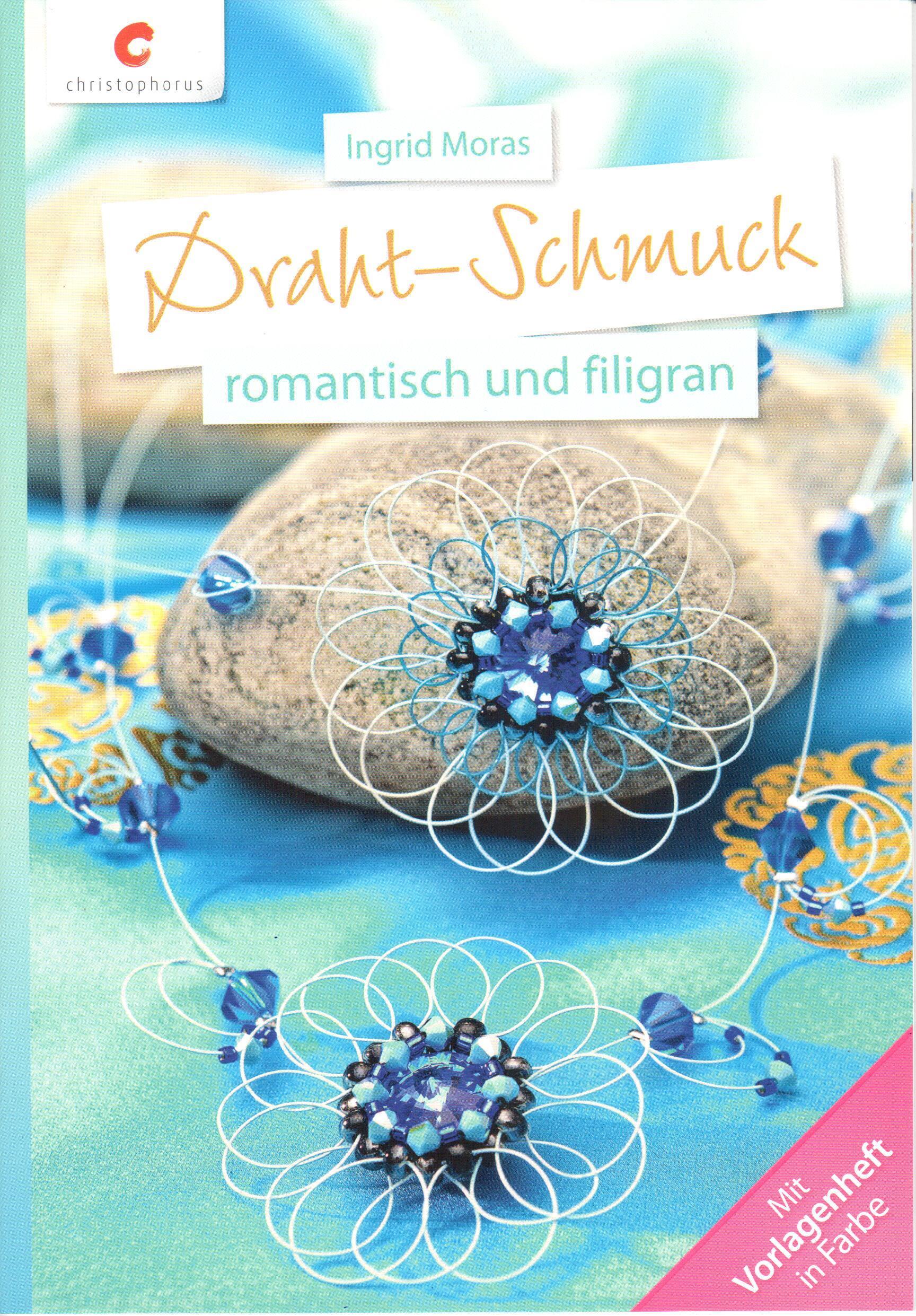 Draht-Schmuck- romantisch und filigran | Stahlseil - Premium ...